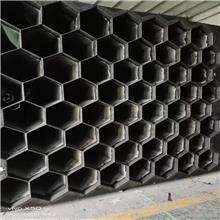 蜂窝六角导电玻璃钢阳极管 湿电玻璃钢阳极管 除雾阳极管模块