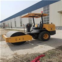 山东杰工压路机厂家  小型震动压路机 座驾钢轮压路机压土机