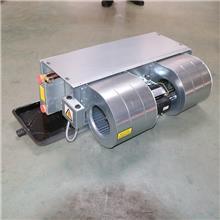 卧式暗装风机盘管水空调 双拓空调 中央空调风机盘管