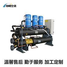 特嵘模块式水地源热泵机组 冷暖两用水地源热泵 中央空调主机 一级能效