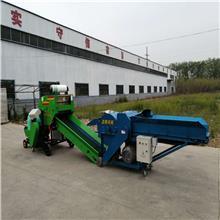 青贮饲料打捆机 青贮裹包机械 青储包装机械