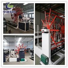潍坊中顺 全自动月子纸机 产妇纸生产线 网笼方巾纸机 方块纸加工设备 欢迎订购