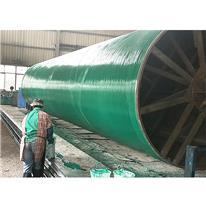 安徽水泥化粪池 成品化粪池厂家 朗能环保 玻璃钢化粪池 定制加工