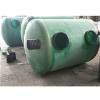 安徽农村改造化粪池 朗能环保 缠绕玻璃钢化粪池报价 加工定制