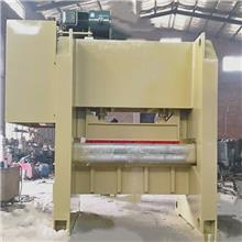 厂家供应 高速龙门冲床125t龙门式冲床 全自动 钢板焊接深喉冲床