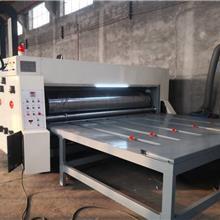 供应印刷设备高速水墨印刷开槽机 纸箱生产设备纸包装机械