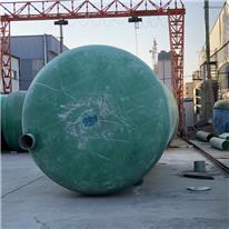 定制玻璃钢一体化污水处理设备 一手货源 直销玻璃钢一体化污水处理设备