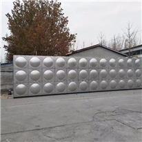 屋顶生活水箱 南通水箱定制 高位水箱价格 来电咨询