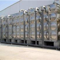 不锈钢组合式水箱 方形蓄水水箱价格 南通不锈钢水箱价格