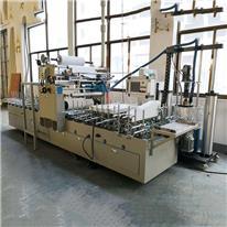 木工机械自动pur热熔胶平贴机 大板硅酸钙板贴纸覆膜包覆机厂家
