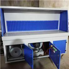 除尘打磨工作平台车间焊接除尘净化工作台 抛光吸尘工作台 打磨台