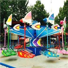 风筝飞行_趴着玩的游乐设备_新型游乐设备