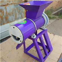 多用魔芋制粉效果  山药浆渣粉碎机  自动藕粉淀粉提取操作