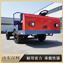 新型四轮转运车 方向盘式电动运输工地车 灵活省力