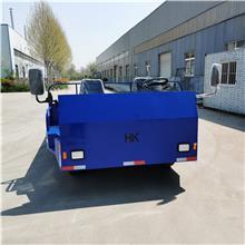 工厂转运电动工具车 大棚仓库周转车 厂区电动平板车 性能优越