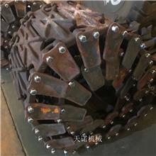 装载机链条 铲车用轮胎防滑链 厂家二代新品