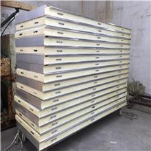 冷冻设备 防火隔热材料 库板厂 聚氨酯夹芯板 冷库保温板 聚氨酯板设备