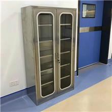 手术室针剂柜 多层台式橱柜 不锈钢医用橱柜 山东供应