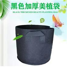 无纺布植物种植袋 特大加厚白色营养钵育苗袋树苗大号