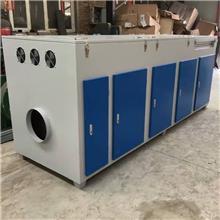 贝特尔加工定制UV光氧催化设备 皮革厂废气处理设备 废气处理设备 运行平稳