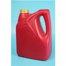 4升机油壶 加厚4L机油桶   雅静塑业现货订购