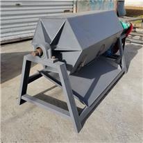 厂家供应六角滚筒研磨抛光机台式六角打磨抛光机研磨光饰机定制