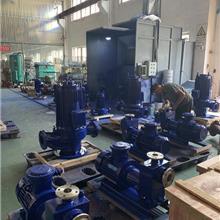 125G150-40-25NY G系列低噪音管道屏蔽泵 高层增压 农田灌溉 君泉牌