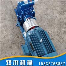 自吸油齿轮泵 小流量kcb不锈钢齿轮泵 化工原料泵 来电报价