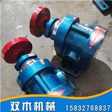 外润滑高温齿轮泵 自吸油齿轮泵厂家 YCG2.5-0.6圆弧齿轮泵 来图供应