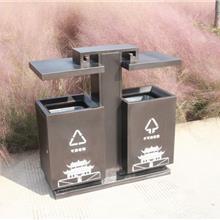 煌仑_旅游去风景区分类垃圾桶定制价格 义乌户外垃圾桶批发电话