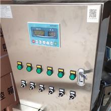 智能环境控制器  养猪场猪舍不锈钢温度环控柜  风机水帘自动化控制设备批发价格