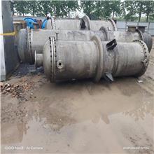 二手冷凝器 二手列管冷凝器 钛合金材质冷凝器销售报价