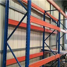 定做仓储货架 多层重型五金货架 大型仓库阁楼式货架生产厂家