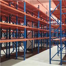 轻型仓储货架 多层组合钢制货架 中型货架多载重可定制