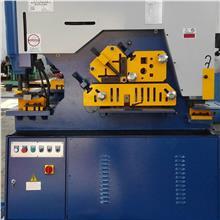 角钢槽钢型材冲剪机厂家直供 多功能数控液压冲剪机 联合冲剪机支持定制 王力机床