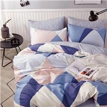 邯郸纺织厂生产批发斜纹棉面料床品 酒店双人床三件套 四六件套价格