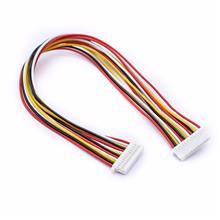 蓝牙模块杜邦线间距1.0mm双头端子线18P排线长150mm电源线满包邮