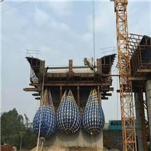 桥梁预压水袋工程    广东软体试压水袋生产厂家    软体可折叠气袋使用方法