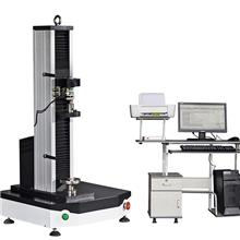 微机控制单柱压缩试验机 可定制圆压盘小空间机型