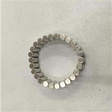 超小圆柱长片 假睫毛磁铁 钕铁硼强磁 强力吸铁石 精密尺寸加工