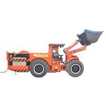 WJD-0.6地下电动铲运机 自动驻车制动系统,弹簧制动,液压解除制动 铲运机厂家直供