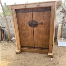 常年供应老榆木门板 榆木桌面板 防腐做旧老木板 榆木餐桌板