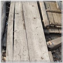 山东老榆木基地老榆木拼接板 老榆木老门板茶桌复古榆木实木吧台