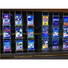 各种规格水晶灯箱_商场LED导光板超薄灯箱_水晶灯箱_乐易|现货供应