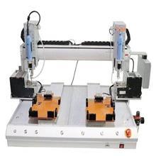 双输出螺丝供料器自动锁螺丝机 全自动拧螺丝机设备厂家