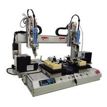 多种螺丝规格自动打螺丝机 左右双头自动锁螺丝机