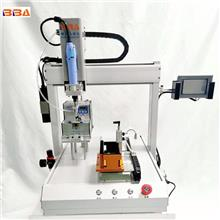 自动拧螺丝机生产厂家PLC系统全自动打螺丝机