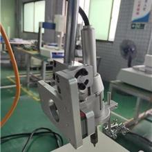 焊锡机送锡夹具夹头,焊锡机组件配件,固定手柄夹头,博贝自动化