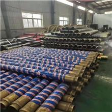 混凝土输送胶管_四层钢丝加强软管_3米双头桩机软管_布料机胶管厂家销售砼泵配件