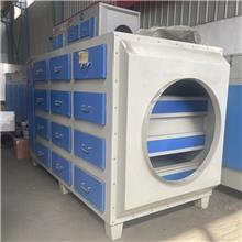 印刷厂废气吸附净化器 车间除味活性炭光氧一体机 慧泰 UV光氧净化器 按需供应